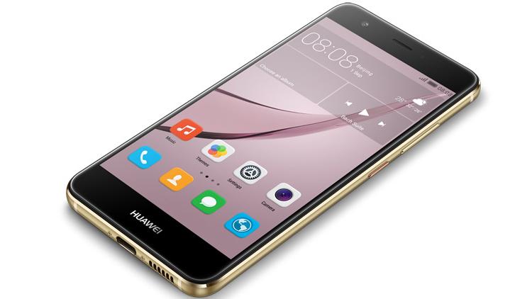 Huawei Nova-экран