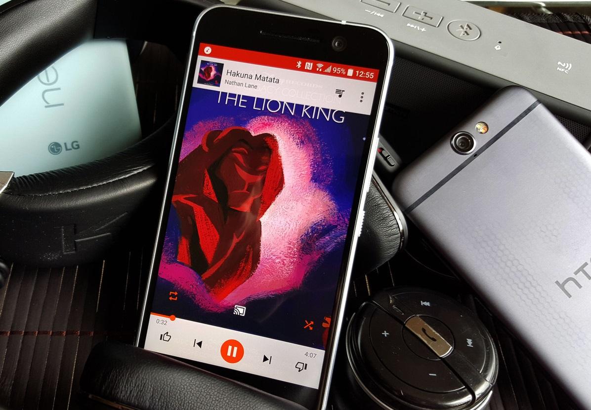 Как добавить пользовательские мелодии в Android - Google Play Music