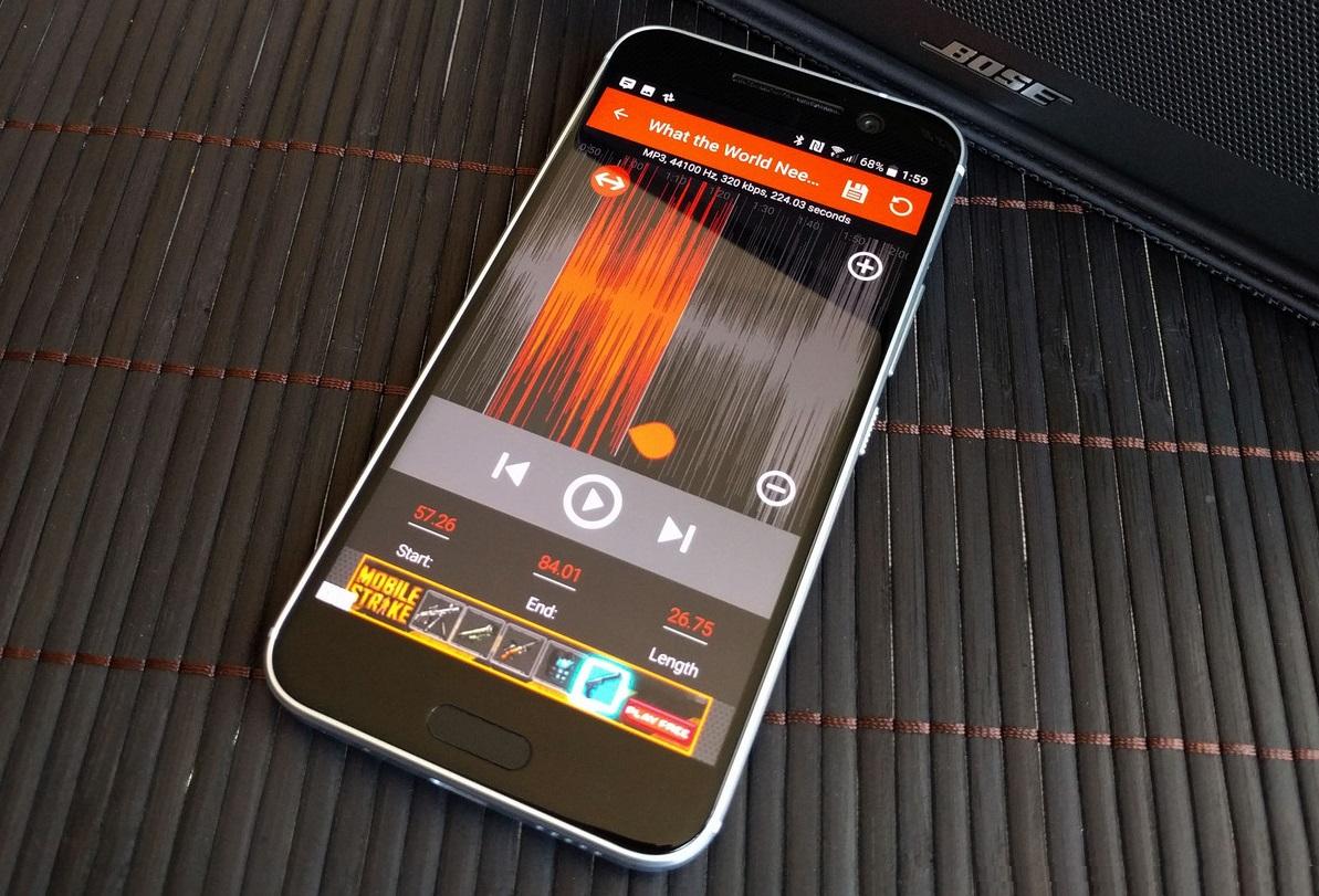 Как добавить пользовательские мелодии в Android - создание вашей собственной мелодии