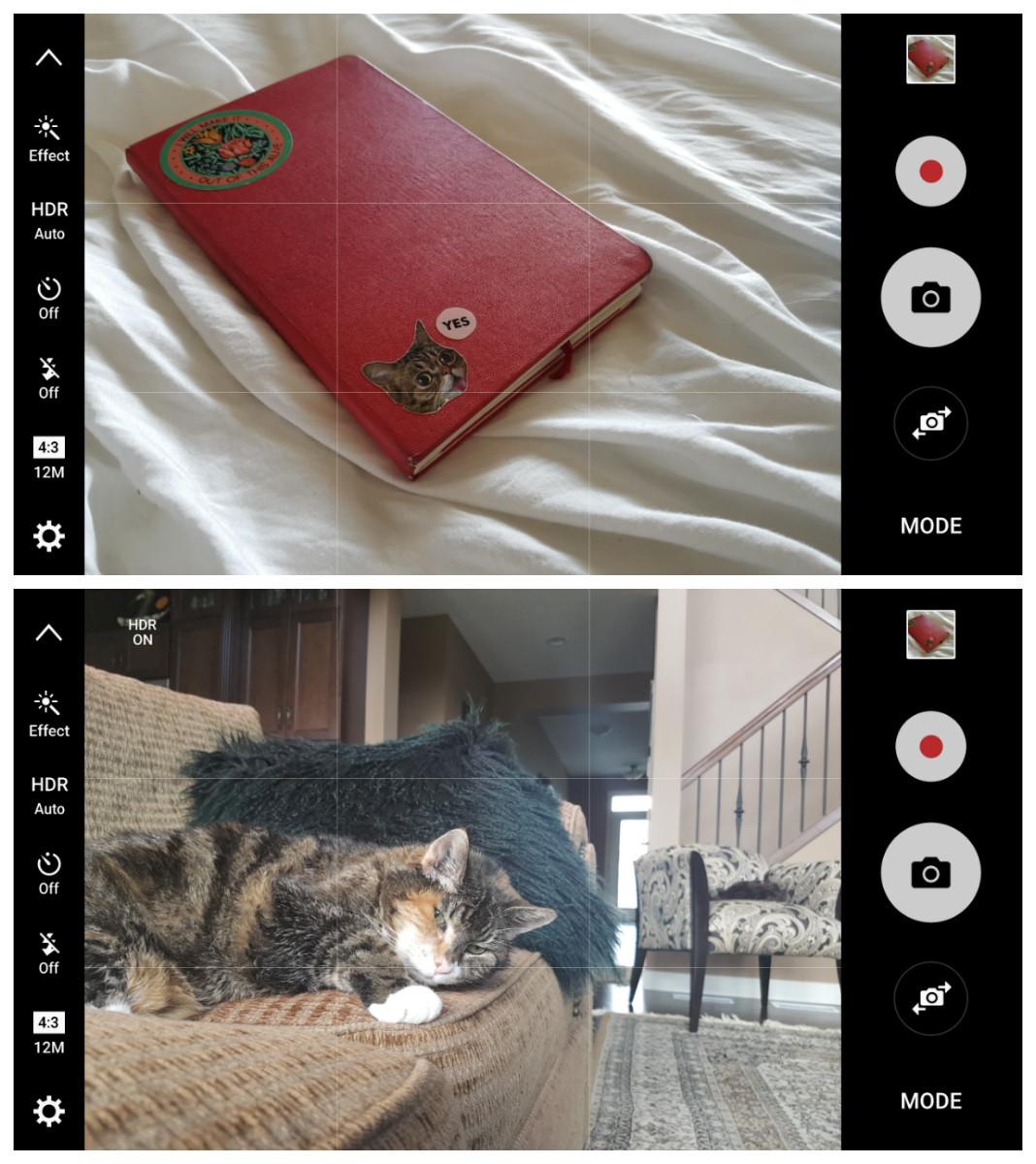 Как сделать качественные фотографии с помощью флагманов Samsung – правило третей