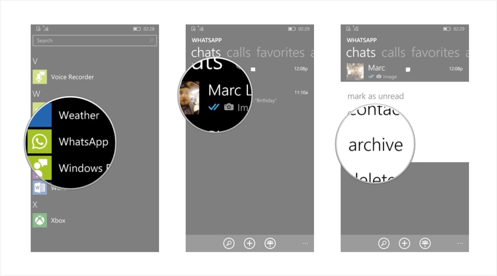 Как сохранить переписку и создать резервную копию сообщений в WhatsApp - архивировать чат