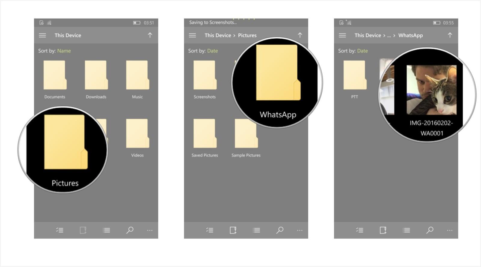 Как сохранить переписку и создать резервную копию в WhatsApp – резервная копия (4)