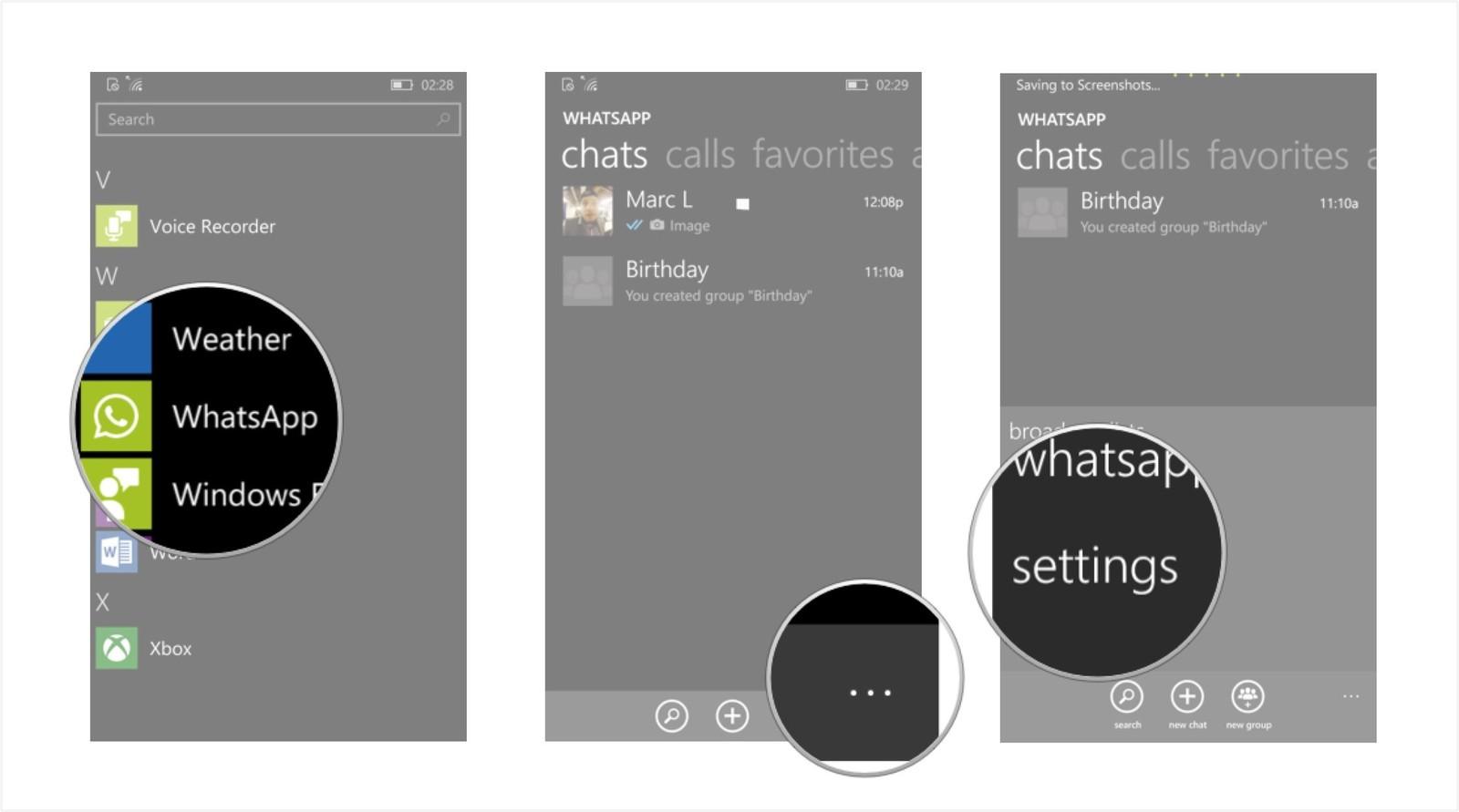 Как сохранить переписку и создать резервную копию в WhatsApp - разархивировать все