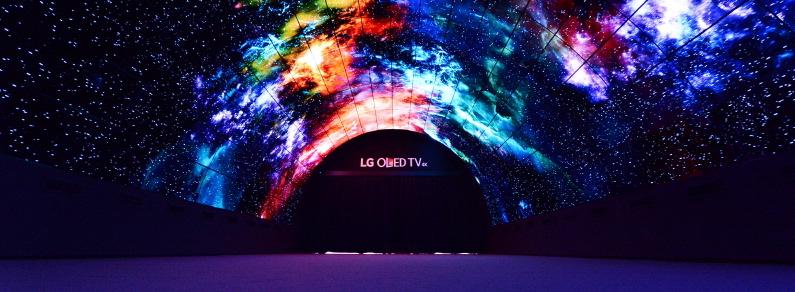 LG на IFA-2016-15-метровый OLED-тоннель