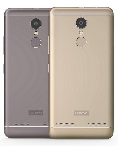 Lenovo K6-задняя панель