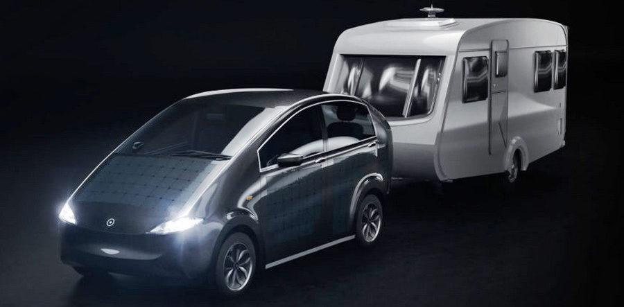 Немецкая компания Sono Motors разрабатывает электромобиль SION - фото 1