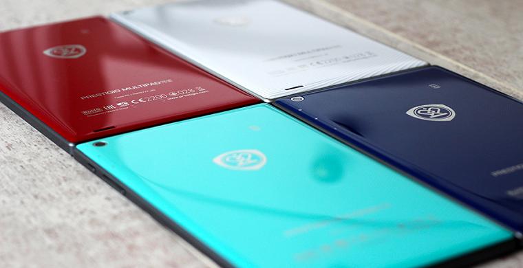 Папка «Фото», Разбираемся в брендах_планшеты – планшет prestigio в руках