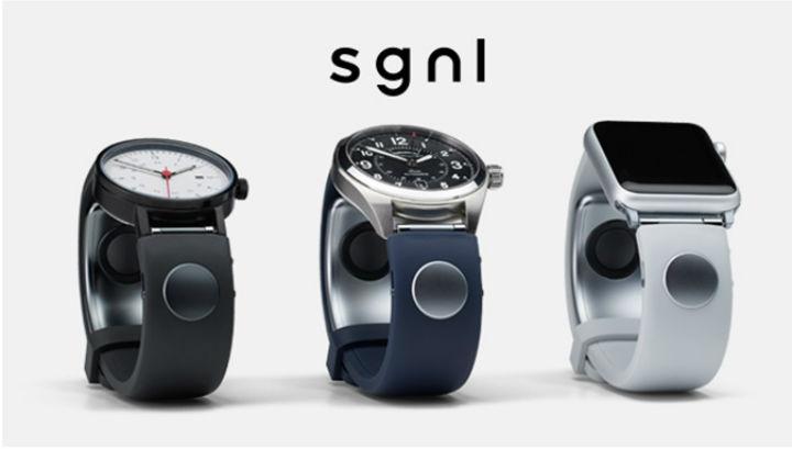 Превратите свой палец в телефонную трубку с браслетом SGNL - фото 1