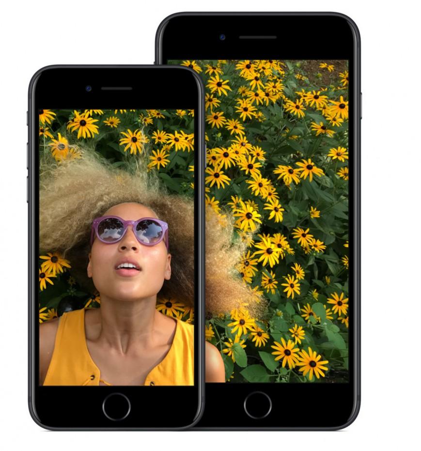 Презентация Apple-новинки iPhone 7
