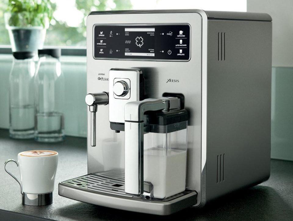 Разбираемся в брендах_кофемашины и кофеварки - кофемашина saeco
