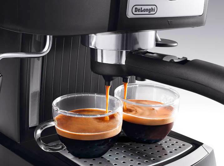 Разбираемся в брендах_кофемашины и кофеварки - кофеварка эспрессо delonghi