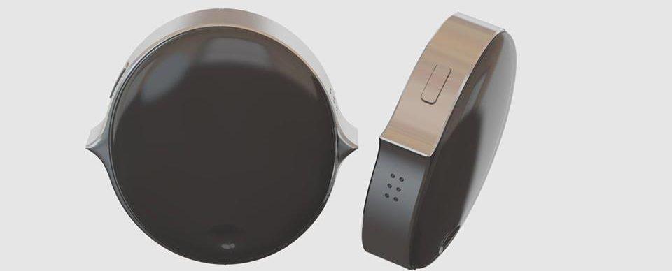 Разработчики из Украины создали «умный» кулон-диктофон Senstone - главное фото