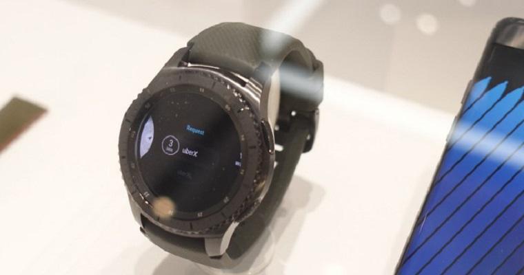 Samsung Gear S3-фото с мероприятия 10