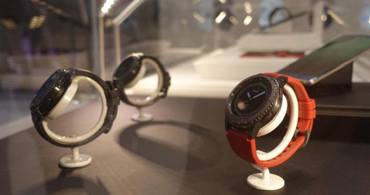 Samsung Gear S3-фото с мероприятия 11