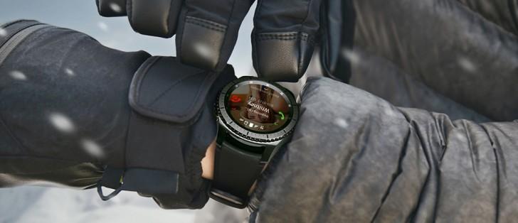Samsung at IFA 2016-новые часы