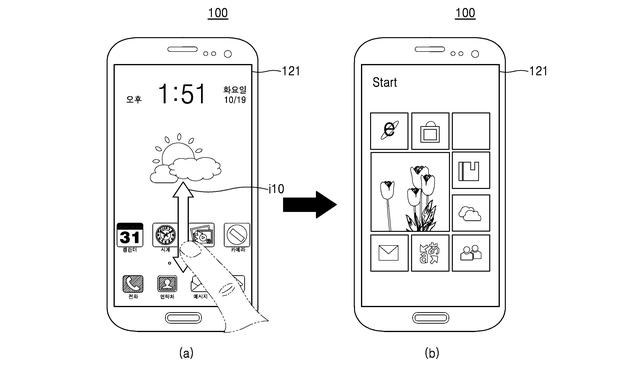Samsung запатентовала смартфон с одновременно работающими Android и Windows (2)