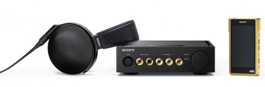 Sony NW-WM1Z-новый плеер и другие аудионовинки