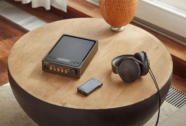 Sony NW-WM1Z-новый плеер