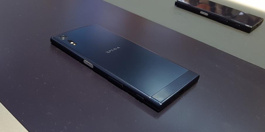 Sony Xperia XZ-флагман