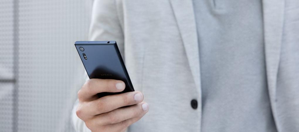 Sony Xperia XZ-имиджевая картинка 1