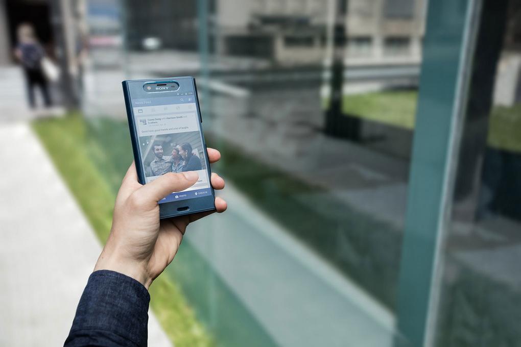 Sony Xperia XZ-имиджевая картинка 4