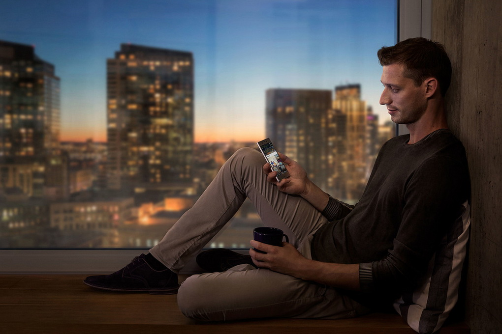 Sony Xperia XZ-имиджевая картинка 7