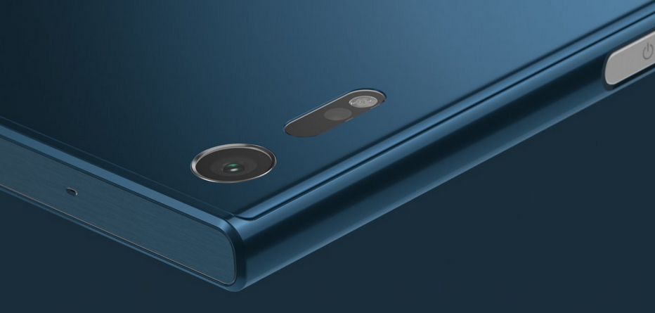 Sony Xperia XZ-основная камера и дизайн