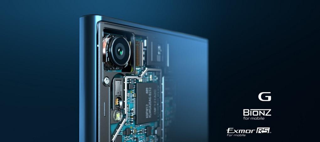 Sony Xperia XZ-основная камера