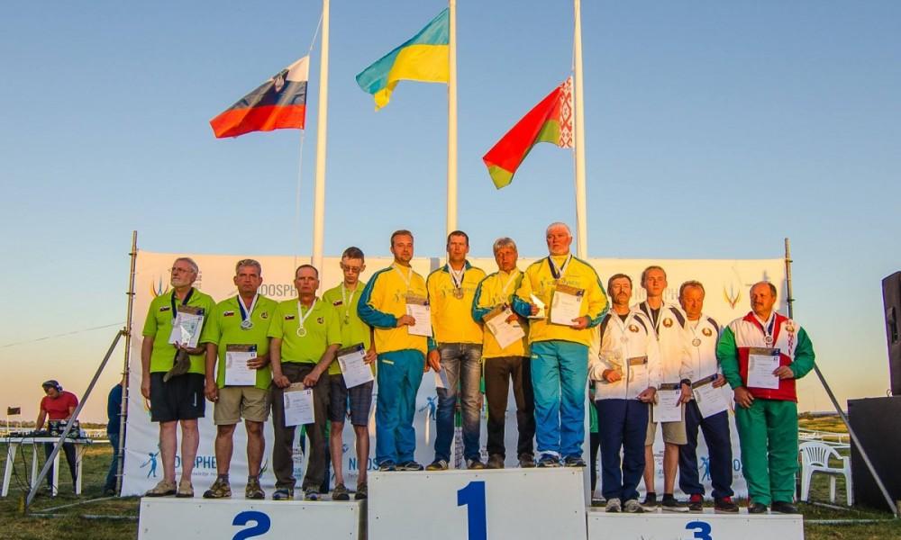 Украина стала чемпионом мира по ракетомодельному спорту - места