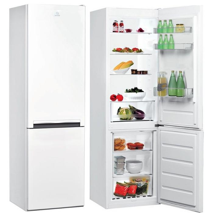 Уложиться в бюджет_холодильники_ч1 - два холодильника indesit