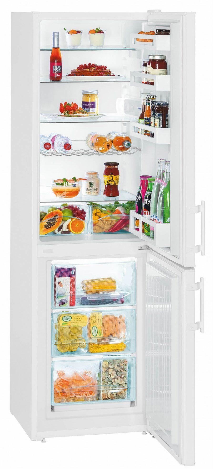 Уложиться в бюджет_холодильники_ч1 - холодильник hansa с продуктами