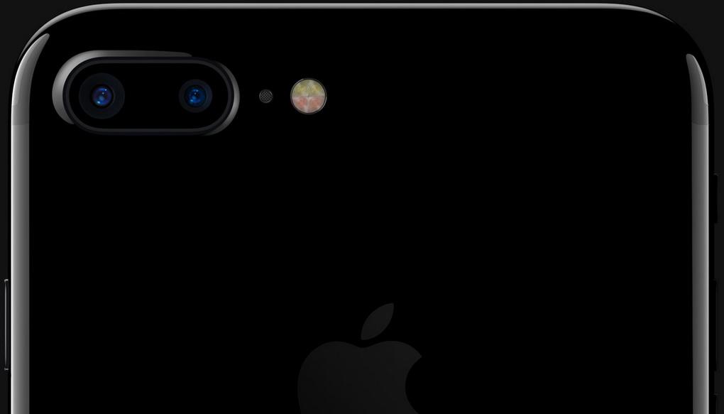 iPhone 7 Plus-две основные камеры