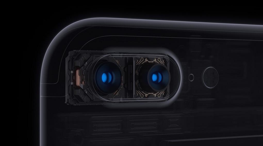 iPhone 7 Plus-двойная камера