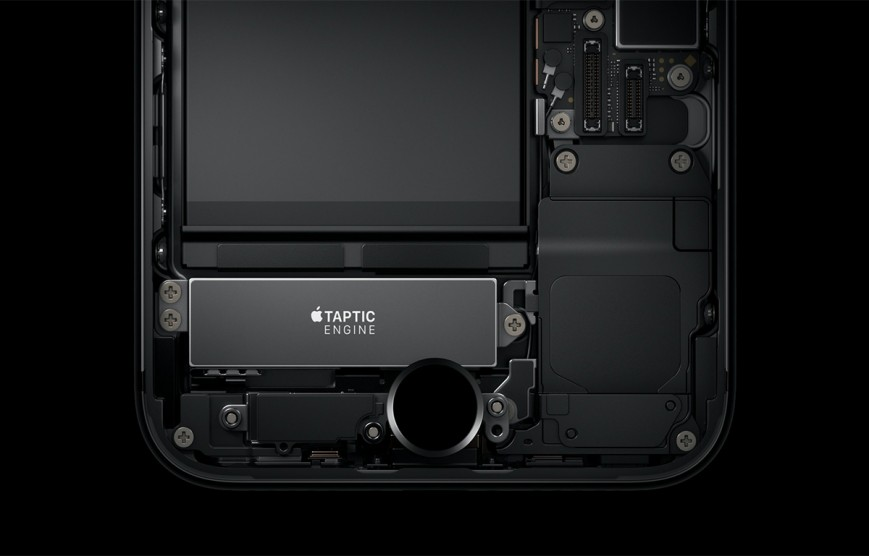 iPhone 7-Taptic Engine
