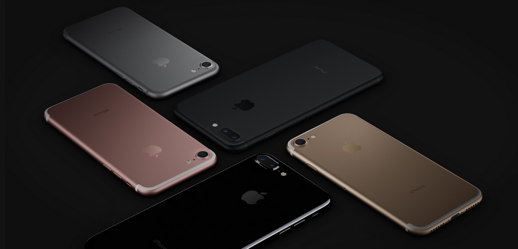 iPhone 7-дизайн