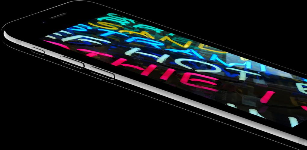 iPhone 7-экран Retina