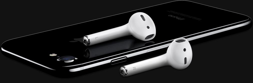 iPhone 7 и новые наушники-презентация Apple