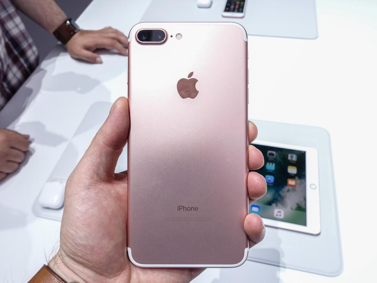 iPhone 7 - первые впечатления на практике – Характеристики