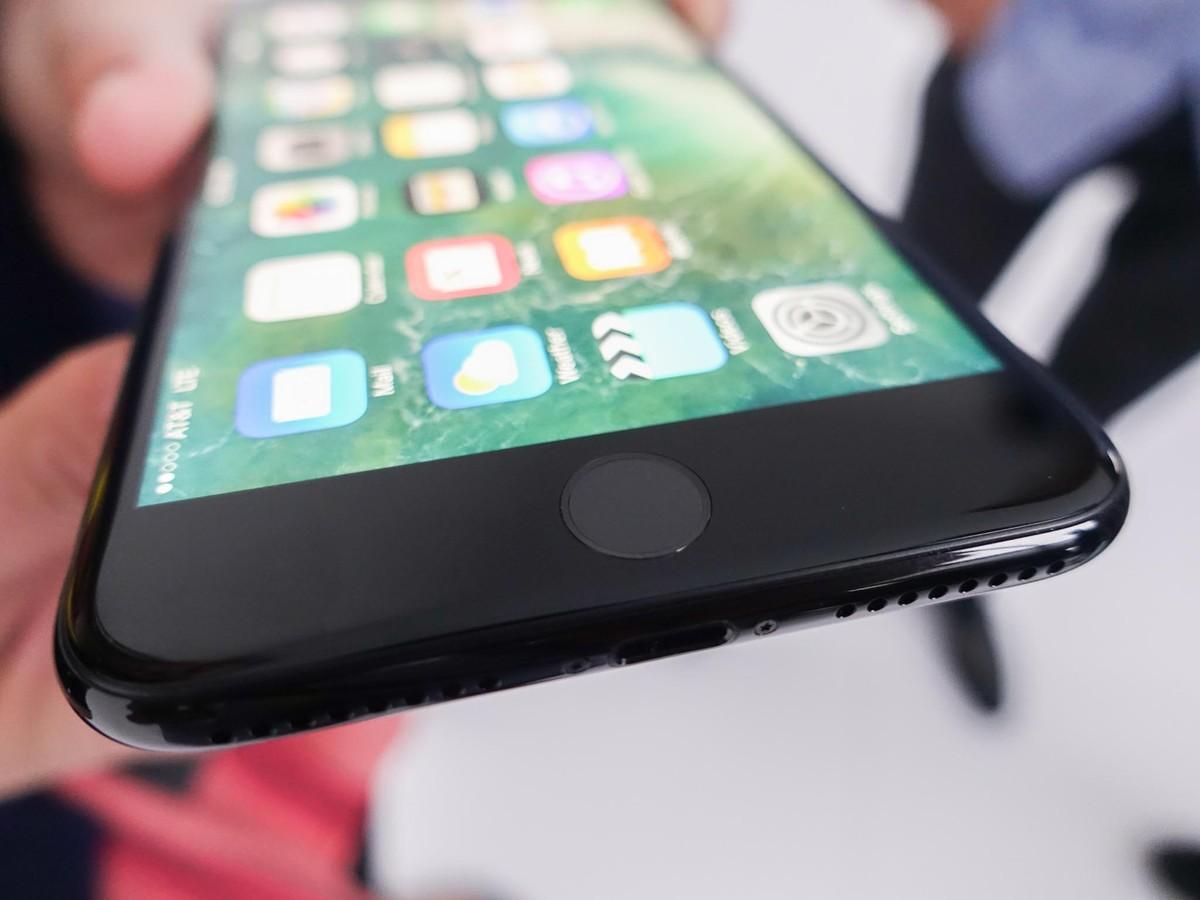 iPhone 7 - первые впечатления на практике – Кнопка Force Touch