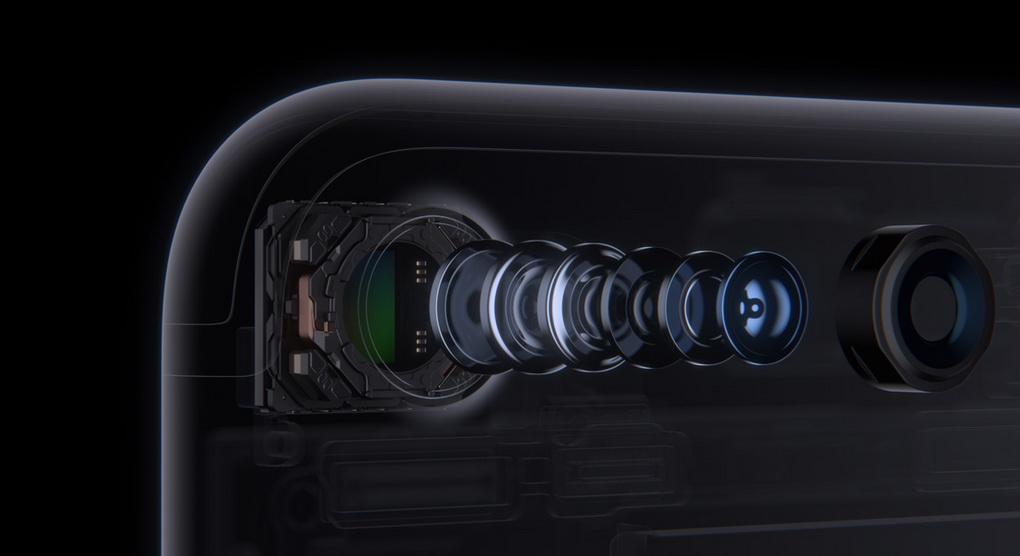 iPhone 7-технологии камеры