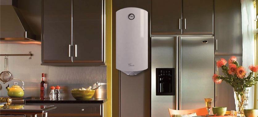 разбираемся в брендах_водонагреватель - водонагреватель на кухне