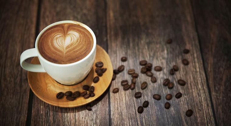 зерна и кофе