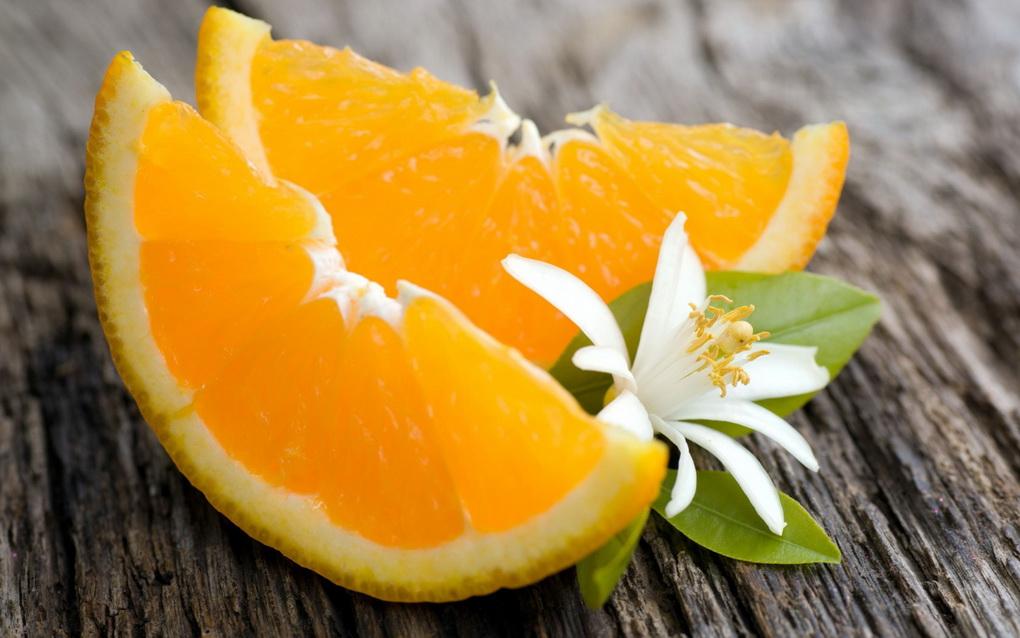 фото Апельсин-ингредиент глинтвейна