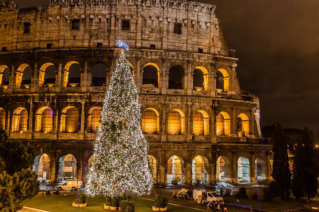 Италия-традиции празднования Нового года