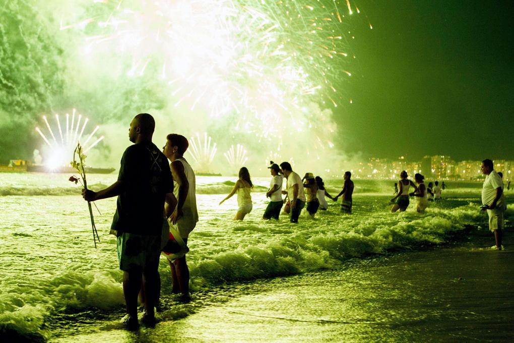 Новый год-по-бразильски