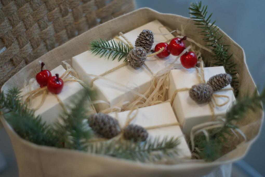 Оформление подарков-фото