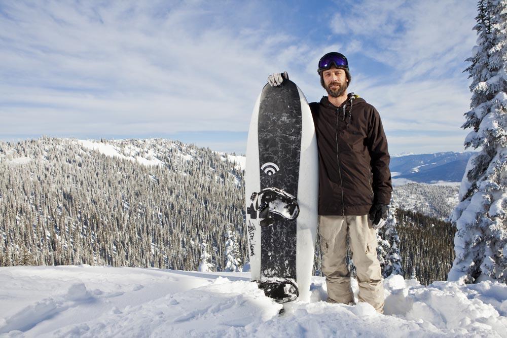 сноуборд