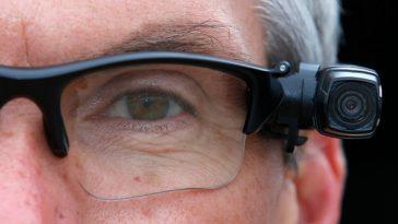 PogoCam - самая маленькая камера в мире, которая крепится к любым очкам