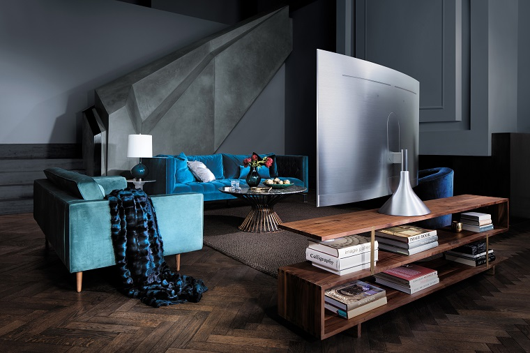 Samsung OLED телевизоры Hands On: Добро пожаловать в революцию