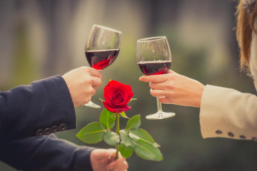 Романтика-День святого Валентина